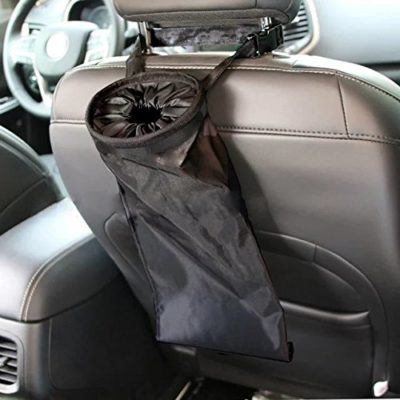 IPELY Car Vehicle Back Seat Headrest Litter Trash Garbage Bag