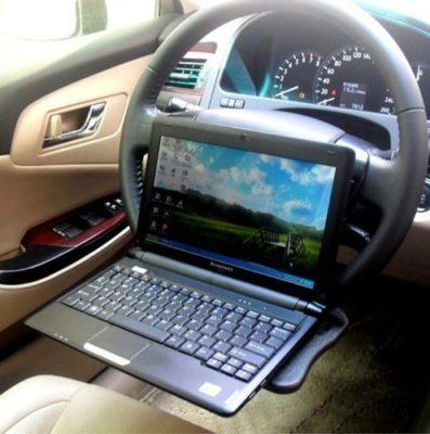 E-Bro Car Desk