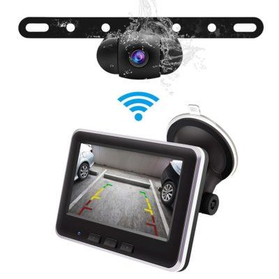 Accfly Wireless Backup Camera Kit