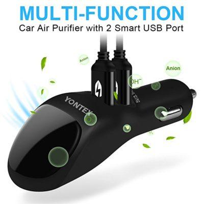 YONTEX Car Air Purifier