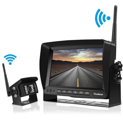 Coolwoo Digital Wireless Backup Camera kit