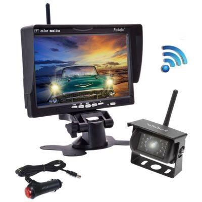 Podofo Wireless Backup Camera