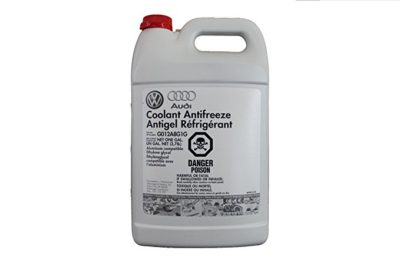 Audi Coolant Antifreeze Antigel Refrigerant (Part No. G013A8J1G)