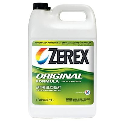 Zerex Original Green Antifreeze/Coolant