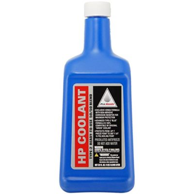Honda 08C50-C321S02 Coolant Ready to Use