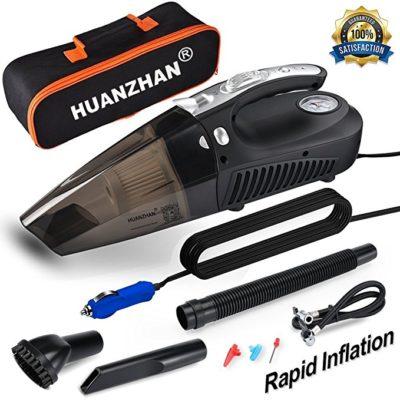 HUANZHAN Car Vacuum Cleaner