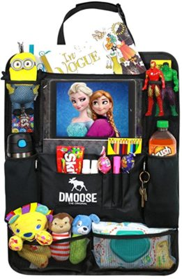 DMoose Car Backseat Organizer