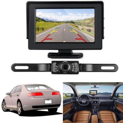ZSMJ Backup Camera and Monitor Kit