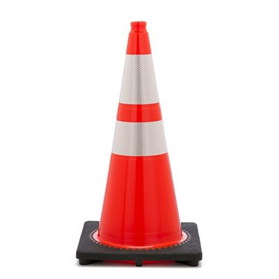 Comfitwear FCC-600 Traffic Cones with 3M Reflective Collars