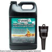 EVANS Coolant EC53001 High Performance Waterless Coolant