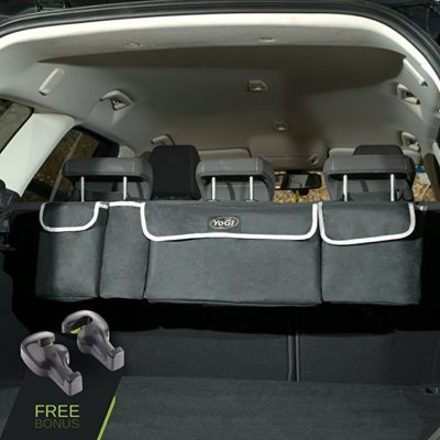 YoGi Prime Backseat Car Organizer