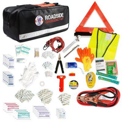 Always Prepared Roadside Assistance Auto Emergency Kit