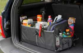 Stop Playing Tetris with the Best Trunk Organizers
