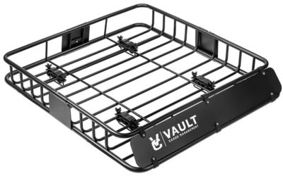 Universal Roof Basket by Vault Cargo Management