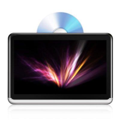 DDAUTO DDA10D Tablet Android 6.0 Portable DVD Player
