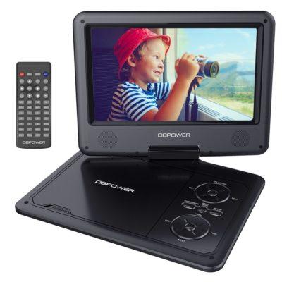 DBPOWER 9.5-Inch Portable DVD Player