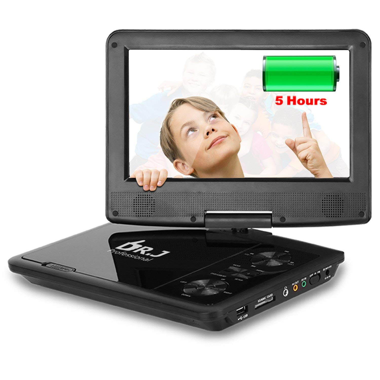 The 10 Best Portable Dvd Players To 2020 Auto Quarterly