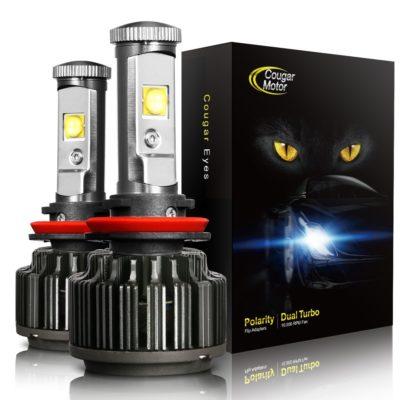 Cougar Motor LED Headlight Bulbs