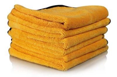 Chemical Guys MIC_507_06 Professional Grade Premium Microfiber Towel, Gold