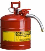 JUSTRITE Safety Gas Can