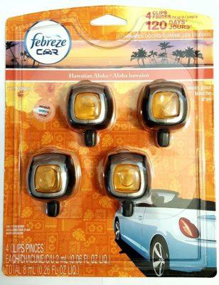 Febreze Air Freshener Car Vent Clip