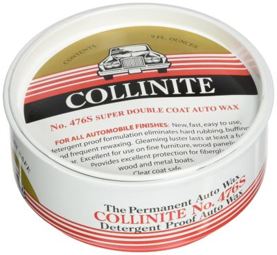 Collinite Auto Wax