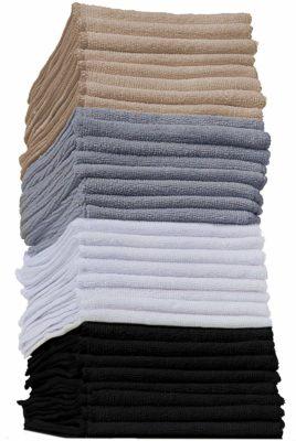 OxGord Microfiber Cleaning Cloth 32pc Pack Bulk