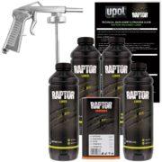 U-POL Raptor Spray-On Truck Bed Liner