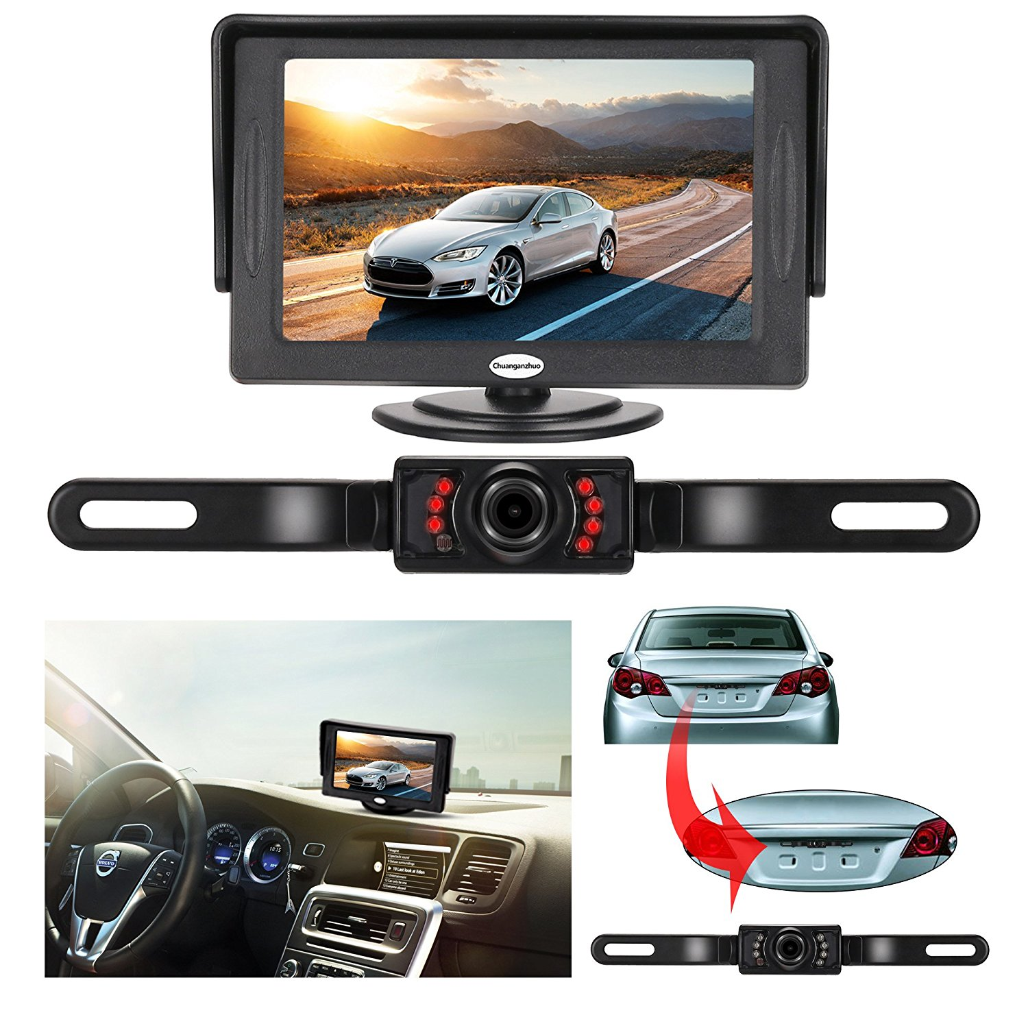 Best Backup Camera 2019 The 10 Best Backup Cameras to Buy 2019   Auto Quarterly