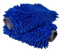 Relentless Drive Ultimate Car Wash Mitt - 2 pack Extra Large Size