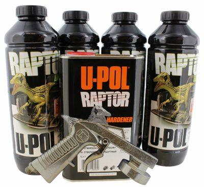 U-POL 0820V Bed Liner Kit