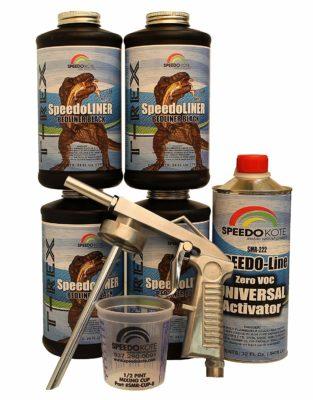 Speedokote T-Rex Bed Liner Kit