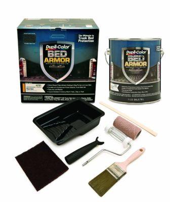 Dupli-Color BAK2010 Truck Bed Liner Kit
