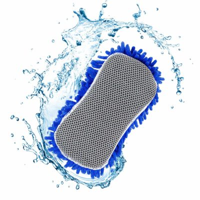 Relentless Drive Ultimate Microfiber Car Wash Sponge
