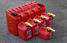 Fuel Intentions: The 10 Best Gas Cans