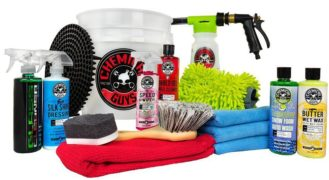 Chemical Guys HOL148 Car Wash Bucket Kit