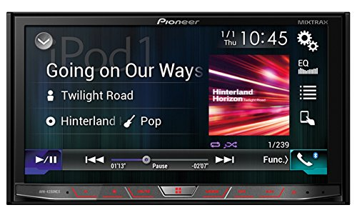 The 10 Best Double Din Head Units to Buy 2019 - Auto Quarterly