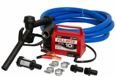 Fill-Rite FR1614 Diesel Fuel Transfer Pump With Hoses