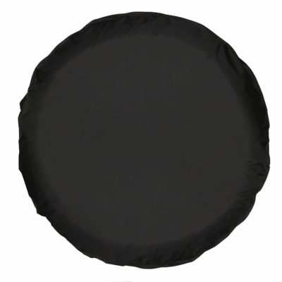 Moonet Universal Spare Tire Cover Black( 15 inch)
