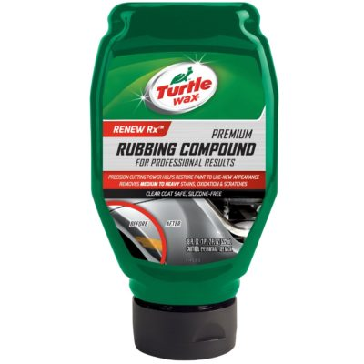 Turtle Wax T-415 Premium Grade Rubbing Compound