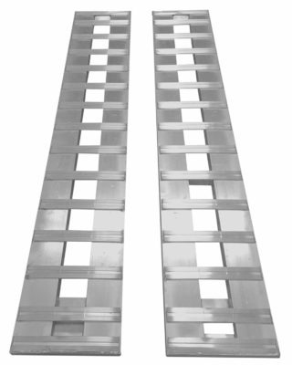 Aluminum Trailer Car Ramp Car ATV Truck Ramps