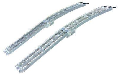 Yutrax TX107 Folding Arch Ramps