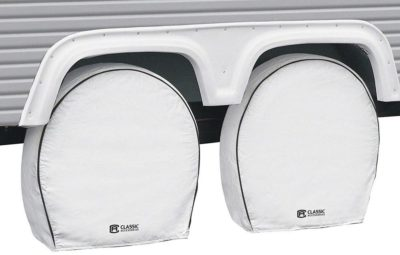 Classic Accessories Overdrive Deluxe RV Wheel Cover Wheels
