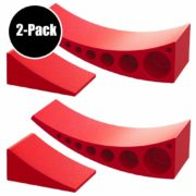 Andersen Hitches 2-Pack Camper Leveler, Chock Kit