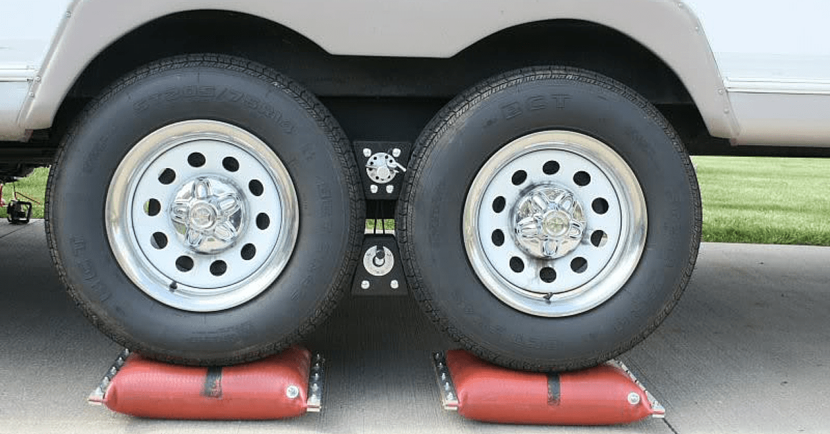 Camper Wheel Chocks >> The 10 Best Leveling Blocks To Buy 2019 Auto Quarterly