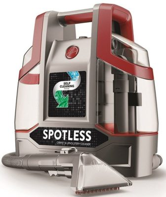 Hoover Spotless Portable FH11300PC Spot Cleaner