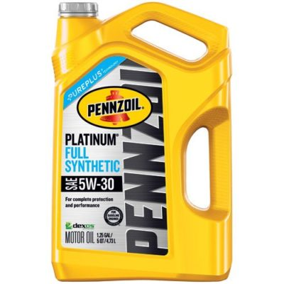 Pennzoil Platinum Oil