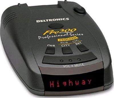 Beltronics PRO300 Radar Detector