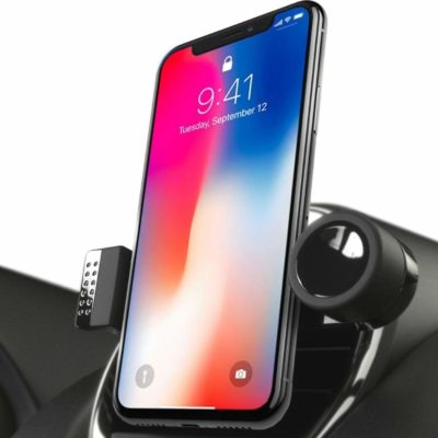 Auto Tech iPhone Holder