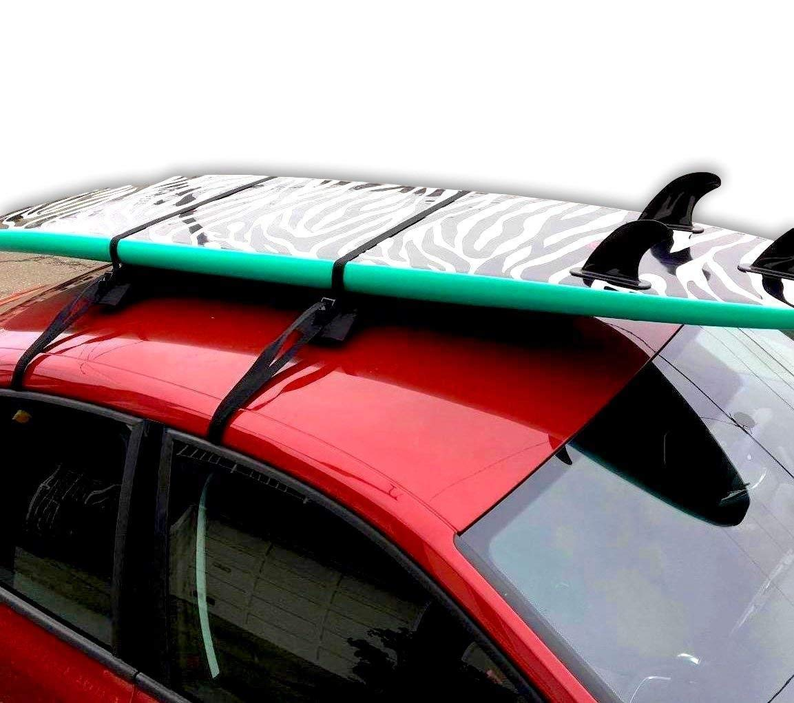 Surf Rack For Car >> The 10 Best Surfboard Car Racks To Buy 2019 Auto Quarterly